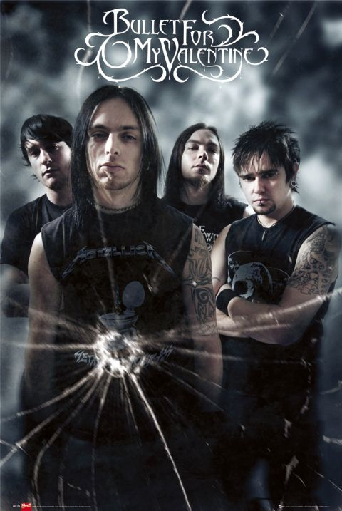 Bullet For My Valentine - Your Betrayal . As the first single from their new