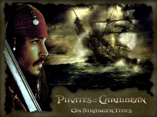 Pirates of the caribean 4